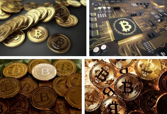 Bitkoin de yeni zirve 64,863.10 dolar Bitcoin